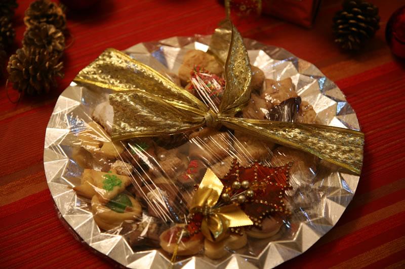 Galletas de navidad bandeja 1 2 kilo pasteler a for Bandejas de navidad